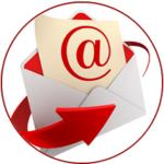 contatti: comunica con noi, inviaci una email